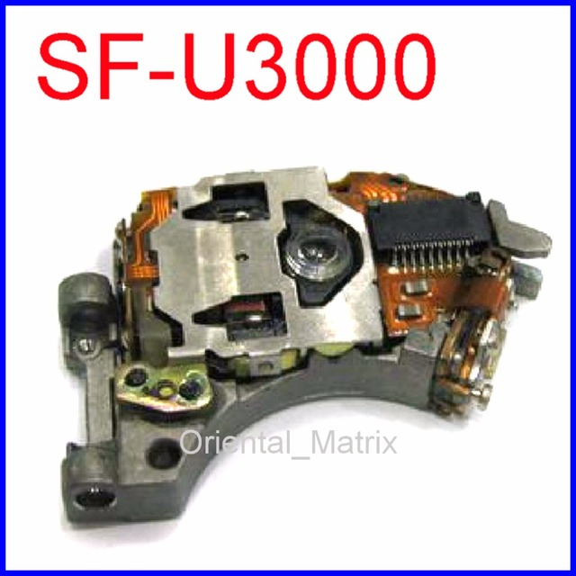 Free Shipping Original SF-U3000 Car Audio Optical Pick UP SFU3000 Autoradio CD Laser Lens Optical Pick-up