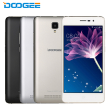 Original Doogee X10 Mobile Phone 5.0inch 512MB RAM 8GB ROM MTK6570 Dual Core Android 6.0 Camera 5.0MP Battery 3360mAh Smartphone