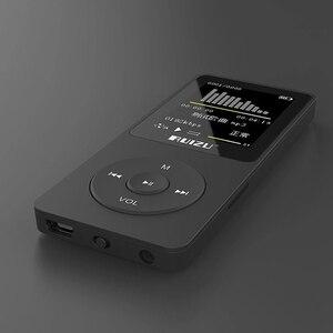 Image 4 - 2016 100% originale Inglese versione Ultrasottile MP3 Player con 4GB di storage e Schermo Da 1.8 Pollici in grado di riprodurre 80h, originale RUIZU X02