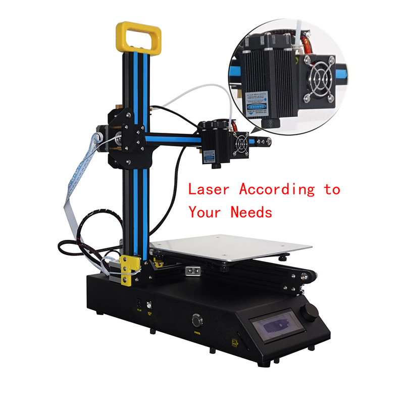Cheap Crazy Big Sale CREALITY FDM 3D Printing CR-8 Metal V-slot Frame 3D Printer kit Filament Support Printer 3D Laser Engravin metal frame linear guide rail for xzy axix high quality precision prusa i3 plus creality 3d cr 10 400 400 3d printer diy kit