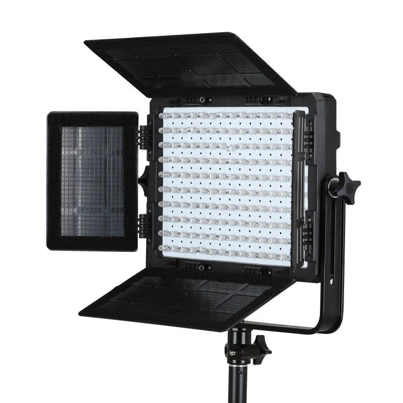 Falcon Eyes 2er LED Fotografie Video Panel Licht 75W zweifarbig - Kamera und Foto - Foto 4