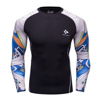 Guangzhou Clothing Factory Fitness Wear Manufacture Men Digital Printing Sublimated T Shirt