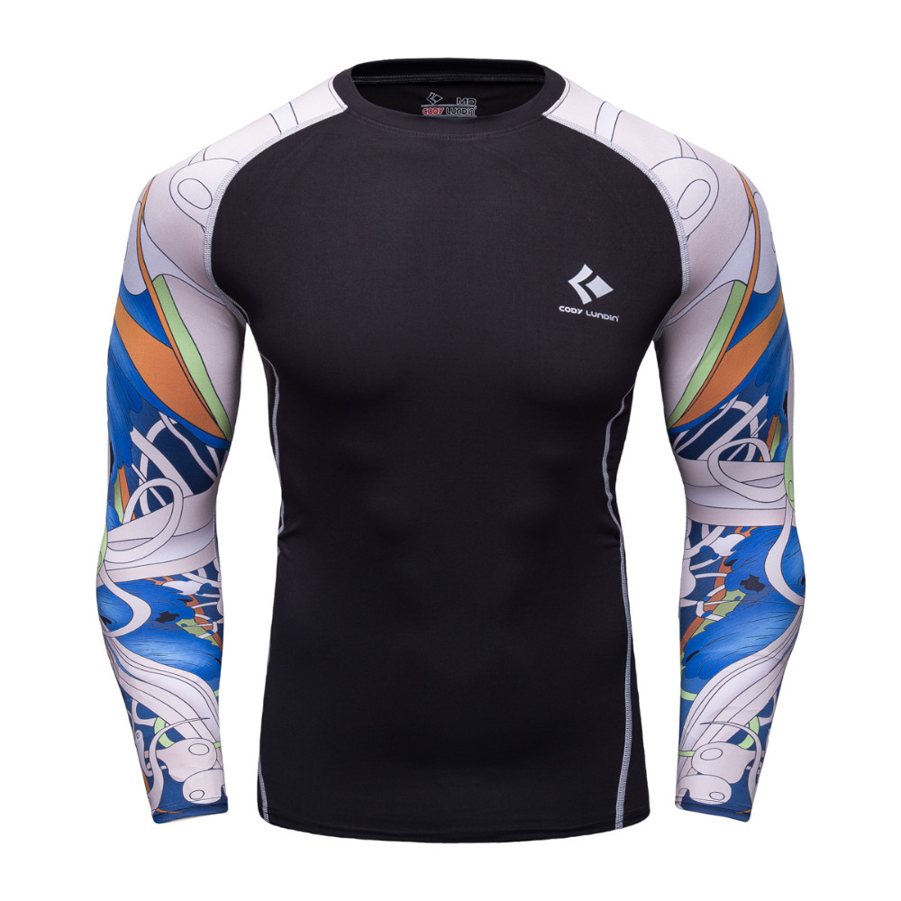 Guangzhou clothing factory fitness wear manufacture men for Digital printing for t shirts