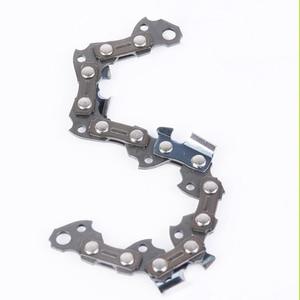 """Image 5 - 15 Cal. 325 """"Pitch. 050 (1.3mm) Gauge 64 link semi dłuto łańcuchy do pił używane na benzynowej piły łańcuchowej do HUSQVARNA"""