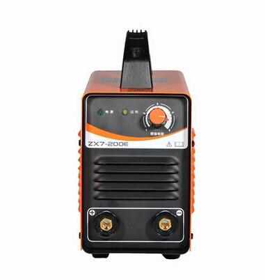 Inverter welder DC MMA Machine IGBT ZX7-200E Welding machine