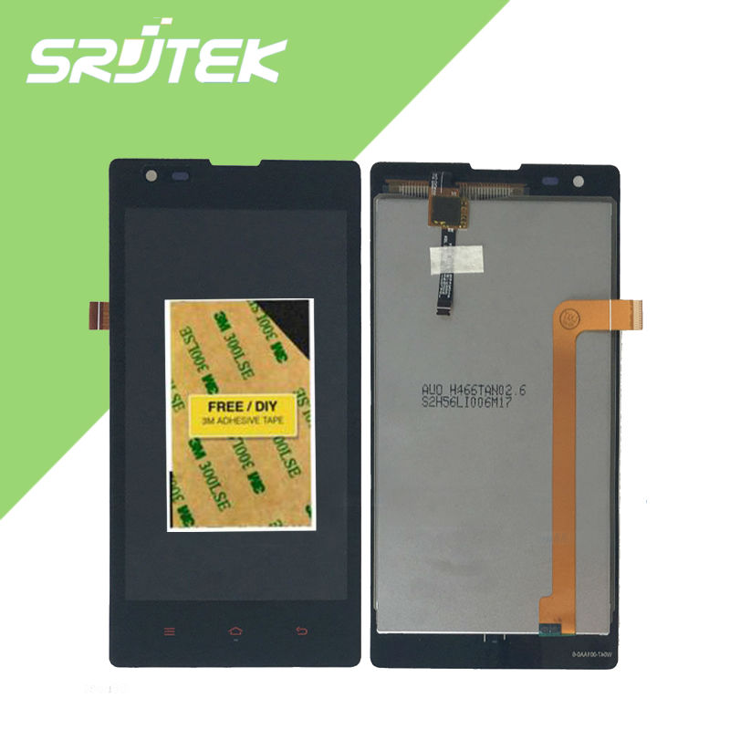 LCD Display + Digitizer Touch Screen Assembly For Xiaomi Redmi 1 Hongmi 1S Red Rice Redmi1 4.7 Phone Replacement