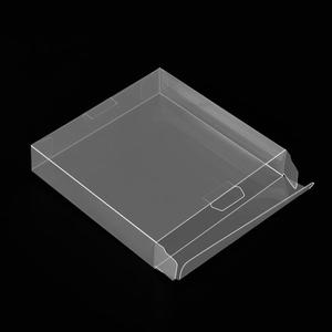 Image 5 - 10pcs Transparent Cartridge Protective Case Cover Protector Case for Game Boy Boxed Game