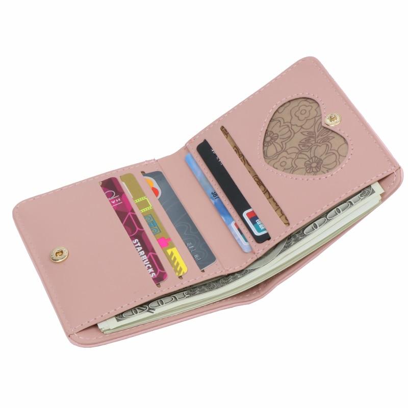 de cartão bolsa da moeda Occasion : Fashion, vintage, causal, lady Clutch Wallets