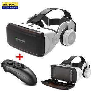 Google VR Virtual Reality 3D Glasses Box Stereo VR for IOS