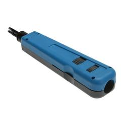 Sieci dziurkacz  110/88 przewód sieciowy dziurkacz dół narzędzie do instalacji Cat5/Cat5e/Cat6/Cat6a/sieci kablowej
