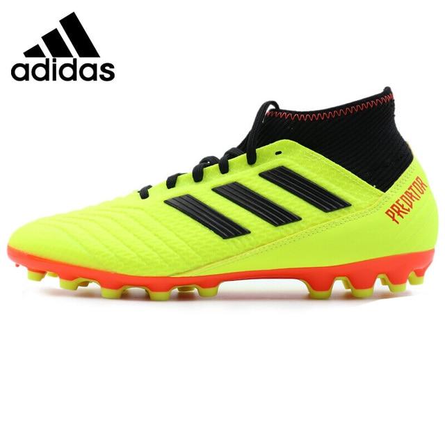 4aa9a0f15 Original New Arrival Adidas PREDATOR 18.3 AG Men s Soccer Shoes Sneakers