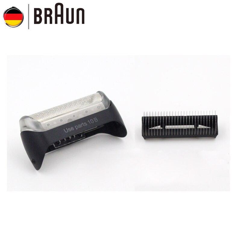 Электрическая бритва Braun Blabe 10B/20B для мужчин, электрическая бритва (1000/2000 серия), замена (180 190 1775 1735 2675 5728 5729)