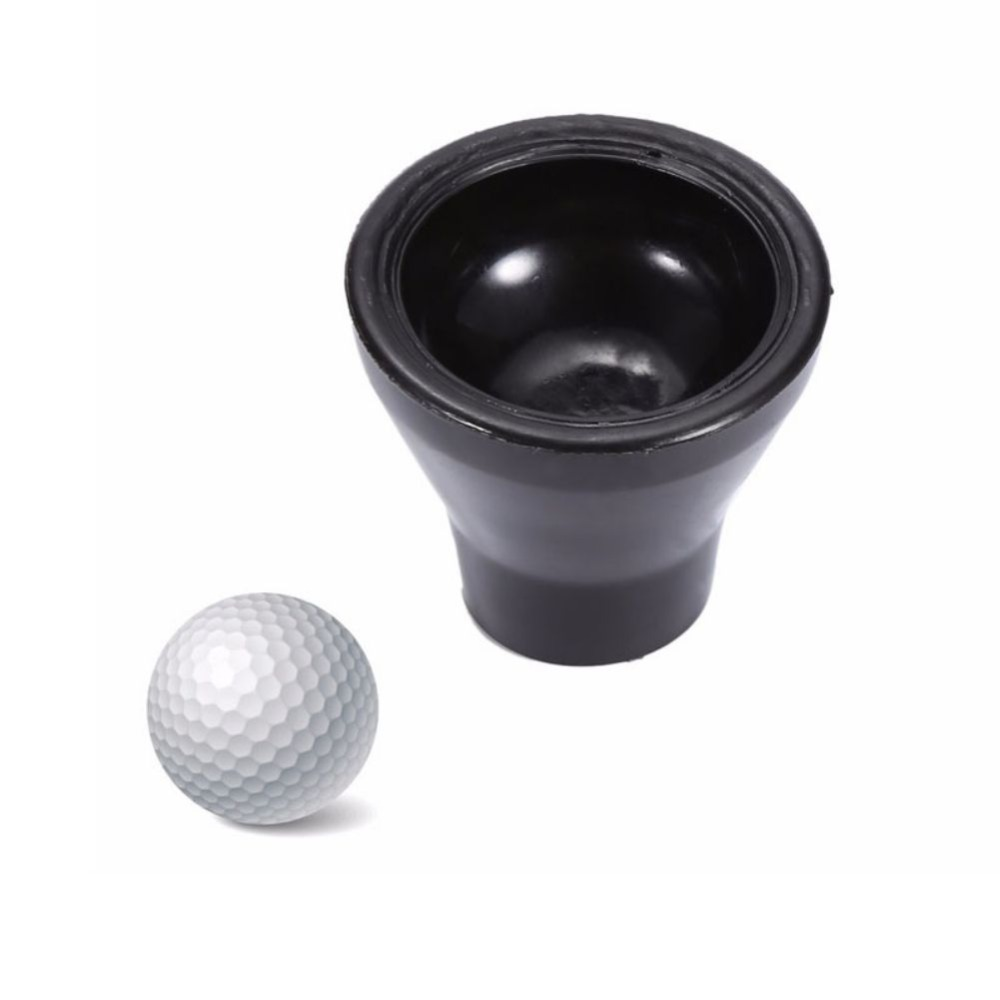 Golf Tee Ball Pick Up Suction Cup Picker For Caddy Sucker Retriever Putter Grip HX656 Top Selling