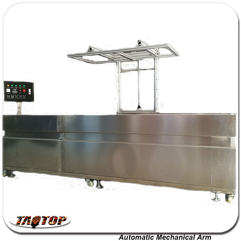 iTAATOP hydro Hydrographics Film Dipping Tank and Automatic Mechanical Arm Robot Arm Water Transfer Printing Film Dipping Tank