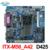 Mini Itx incrustado ITX-M58_A42 D425/1.66 GHz de un solo núcleo CPU Soporte VGA LVDS