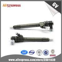 Diesel fuel injector 0445 110 313 für Bosch  common-rail-injektor 0445110313 für Peking auto futian