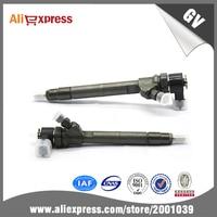 Diesel injector de combustível 0445 110 313 para Bosch  injector common rail 0445110313 para auto Pequim Futian motor