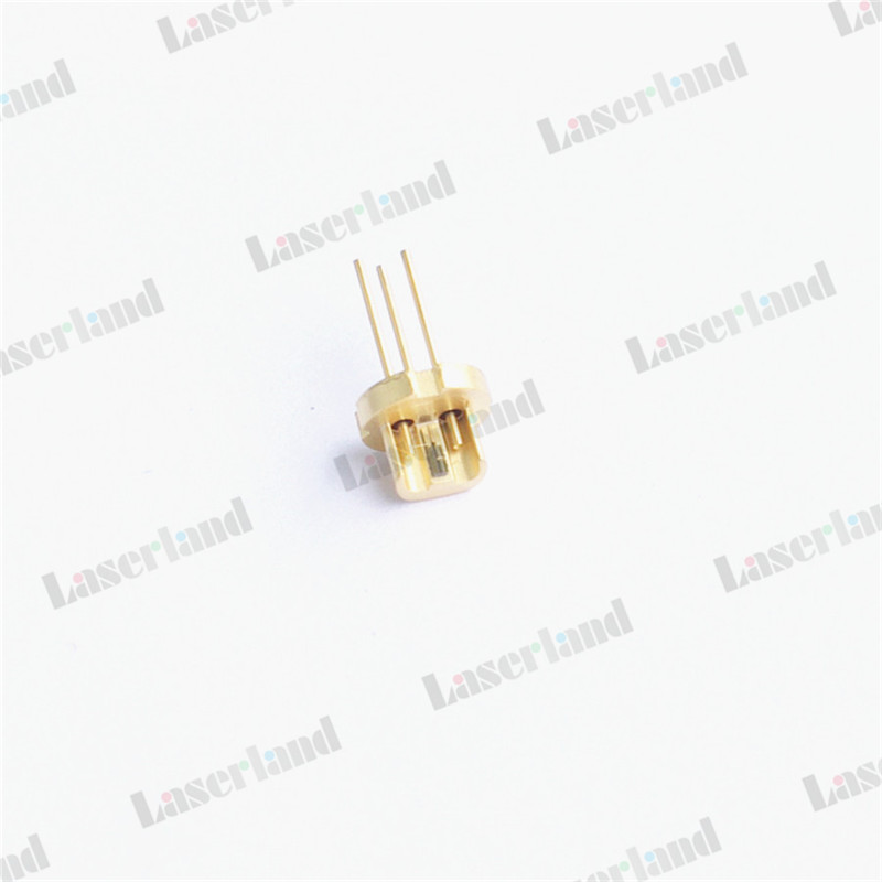 1xMitsubishi 638nm 635nm Orange Red Laser TO18 5.6mm Diode 500mW CW ML501P73-02