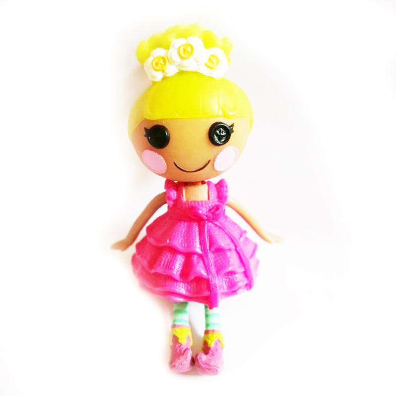 Image 4 - New Lalaloopsy Mini Lala Princess Doll Action Figure Dolls For Girls Kids Toys Decoration Children Gifts Brinquedos S4131-in Action & Toy Figures from Toys & Hobbies