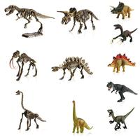Dinosaur Toy solid and soft for Jurassic Action Figure Tyrannosaurus Dragon Dinosaur Model park Toys For kid