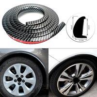 Door Sill Protector Car Styling Mouldings Strip Bumper Protector Edge Guards Wheel Eyebrow Strip Sticker Door Protector Moldings