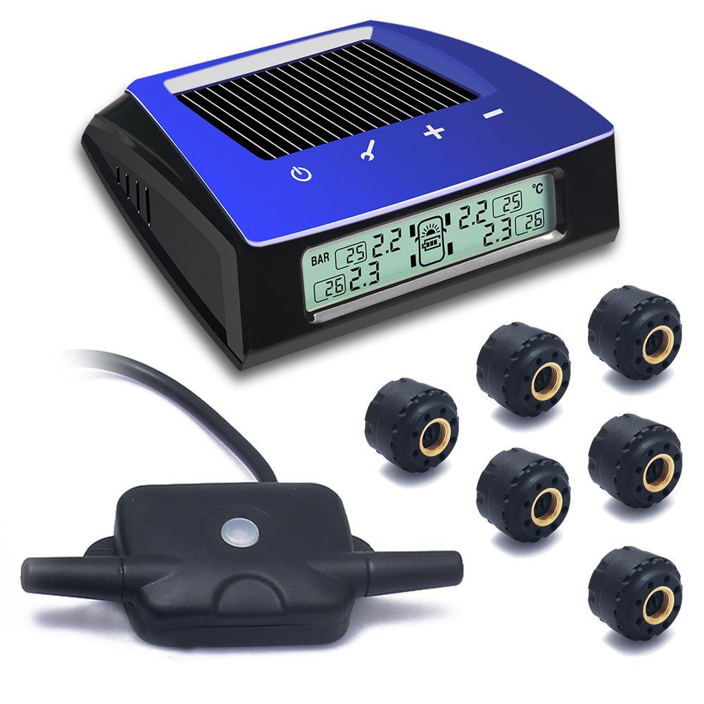 CARCHET TPMS күн батареясы Сымсыз - Автомобиль электроникасы - фото 2