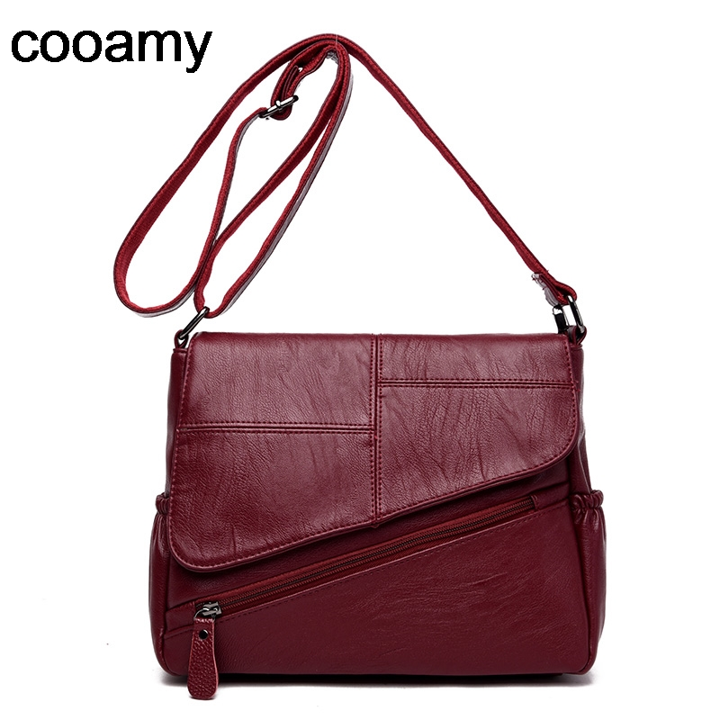 Female Handbag Shoulder Bag Tote Luxury Women Messenger Bags Genuine Leather Famous Brands Sheepskin Designer Crossbody Bag women shoulder bag handbag messenger crossbody satchel tote famous women messenger bags luxury tote crossbody purses