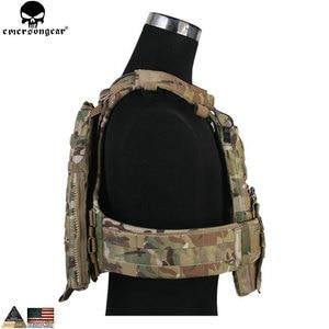 Image 4 - EMERSONGEAR CP AVS Adaptive Vest Heavy Version Military Hungting Vest Protective Tactical Duty AVS Vest US Multicam EM7397