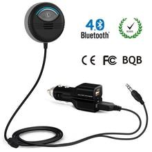 Bluetooth De Voiture Kit intégré Isolateur pour Antibruit avec FCC CE ROHS BQB