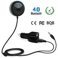 Bluetooth Car Kit Handfree Speakerphone Car Speaker Kit With Car Charger Air Vent Bluetooth Kit