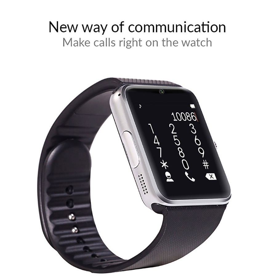 Phone Latest Android Phone Version aliexpress com buy 2016 latest version multi language smart watch gt08 clock sync notifier bluetooth connectivity ios android phone