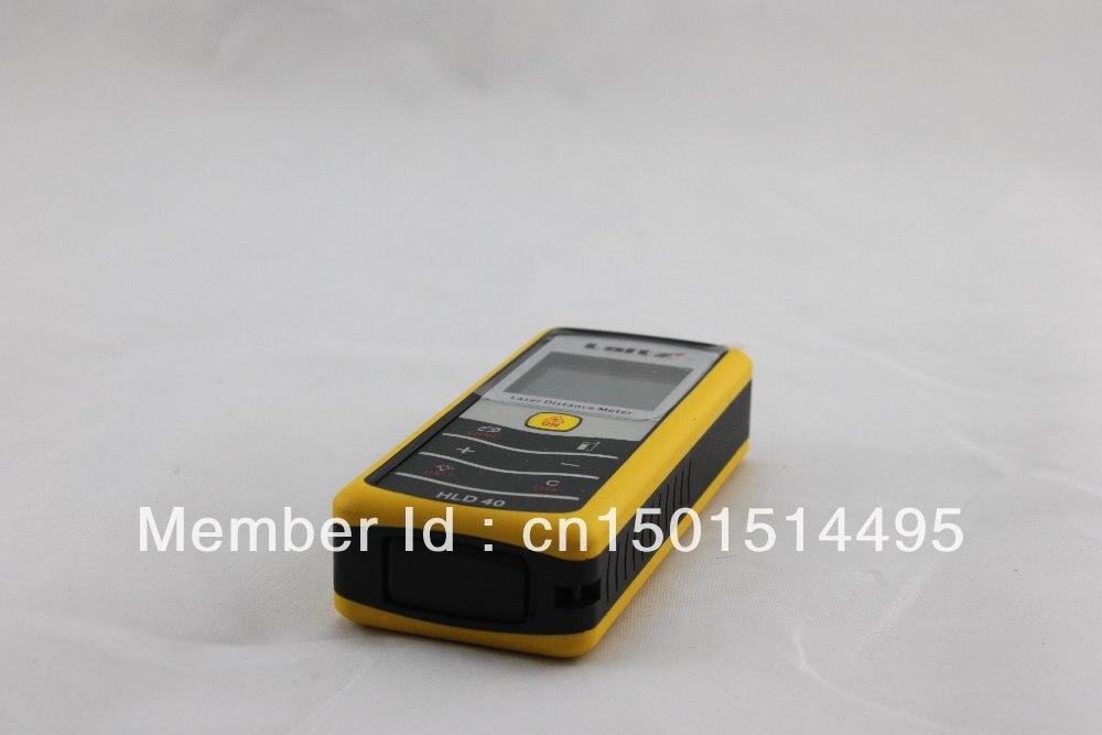Leitz HLD40 handheld laser rangefinder 50 m laser foot electronic ruler leitz complete 62570001
