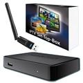 Sistema Operativo Linux Mag250 Iptv Set Top Box Con Mag 250 No Incluye iptv USB Wifi Soporte de Streaming de Vídeo cuenta