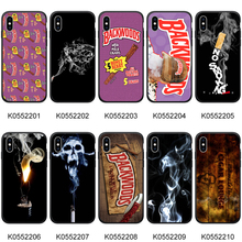 Soft Tpu Colorful Back Protective for iphone xs max case Pho