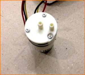 Image 5 - 13H162E010 ultra long life miniature diaphragm pump,self priming pump,12V brushless dc Booster pump