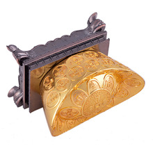 Feng Shui Auspicious Chinese Wealth Money Ingots
