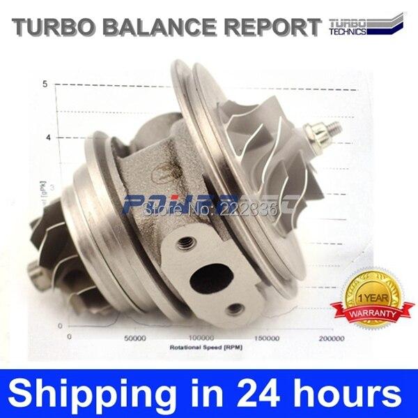 Turbocharger chra TF035 49135-06037 turbo cartridge turbo chra for Ford Transit V 2.4 TDCi