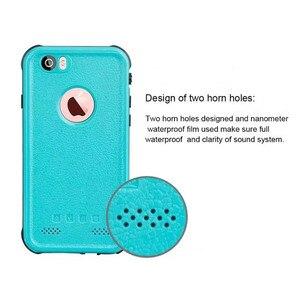 Image 3 - Para O Iphone 6 6 s Caso À Prova D Água 6 Plus/6 s Mais Vida Água Caso À Prova de Choque À Prova de Sujeira à prova de Casos de Telefone para I Telefone 6 cobrir