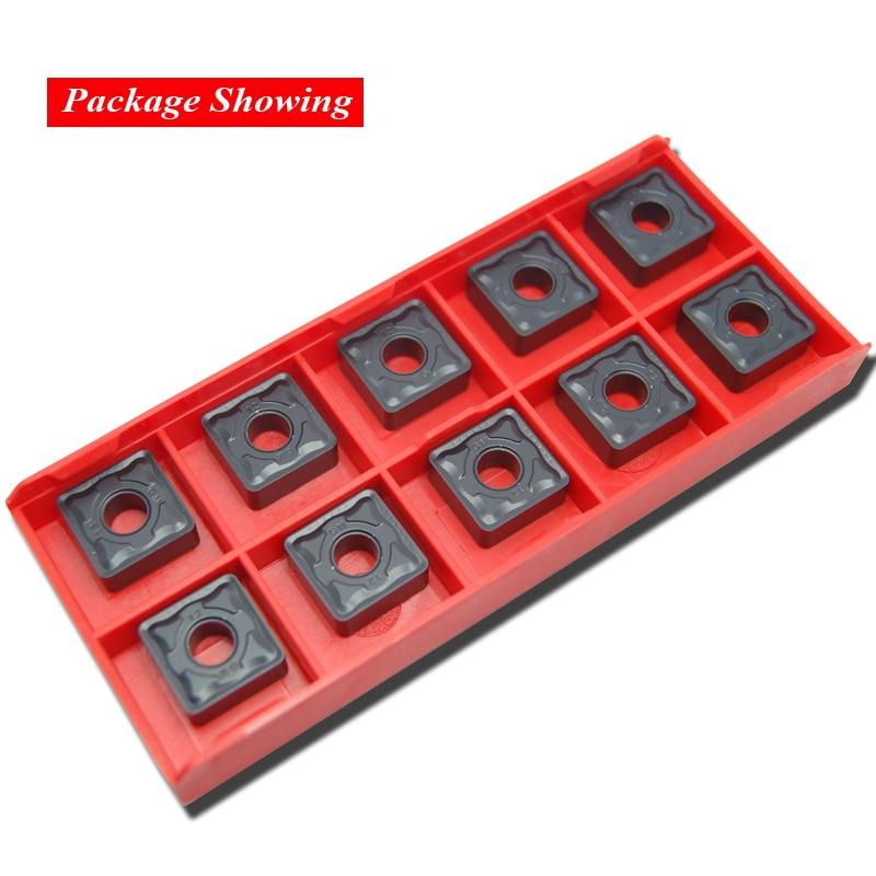 EDGEV 10PCS CNC-keményfém betétek SNMG120404 SNMG120408 SNMG120412 - Szerszámgépek és tartozékok - Fénykép 4