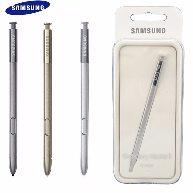 08a9f64a2f7 100% Original Samsung Galaxy Note 5 n920p SM-N920F SM-N920I SM-N920L  SM-N9200 S Pen Stylus Touch pen EJ-PN920B