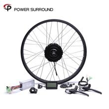 2019 бросился 48v750w Bafang FAT задний Электрический велосипед конверсионный комплект бесщеточный мотор колеса с 20 »26» обод