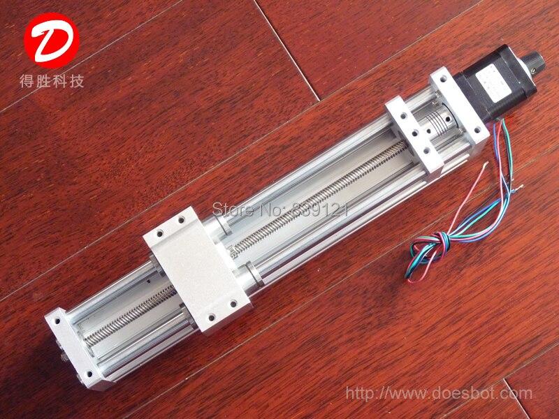 60200 CNC engraving machine slipway - Z axis sliding table travel 200mm60200 CNC engraving machine slipway - Z axis sliding table travel 200mm