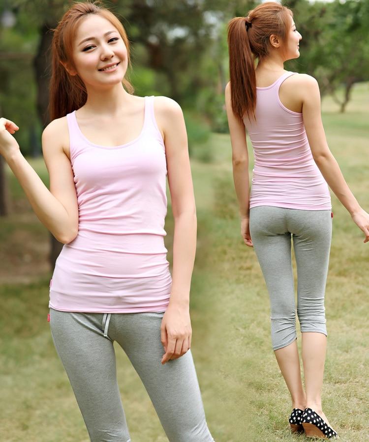 Ladies Sexy Yoga Tank For Yoga Discount Women Fashion Tank -1582