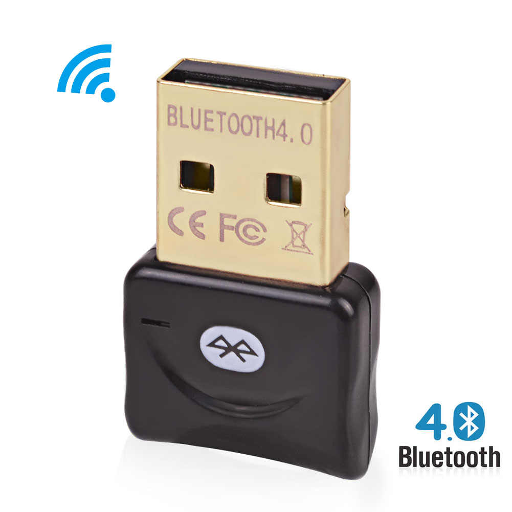 Bezprzewodowy adapter Bluetooth V 4.0 podwójny tryb Bluetooth usb Dongle Mini Adaptador Bluetooth komputer adapter do odbiornika nadajnik