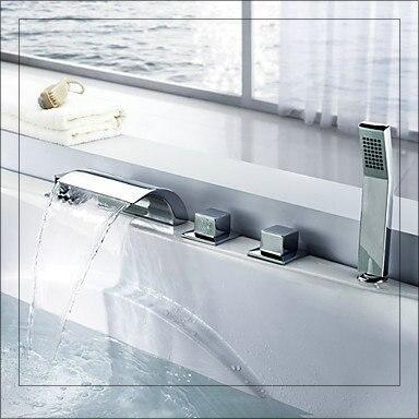 Piazza bagno rubinetti cascata della vasca becco rubinetti per box ...