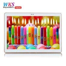 Original de 10.1 pulgadas 3G 4G Lte tablet pc Octa Core 4 GB de RAM 64 GB ROM 1280*800 IPS WIFI doble tarjeta SIM Bluetooth tabletas MTK6592