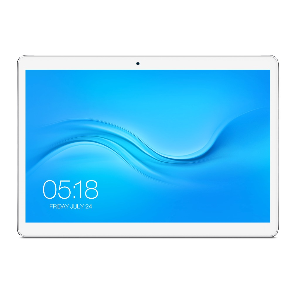 <font><b>Teclast</b></font> <font><b>A10H</b></font> 10.1 inch Tablet PC 2GB RAM 16GB ROM Android 7.0 MTK8163 Quad Core 1.3GHz Dual Cameras Bluetooth image