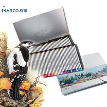 цены Marco Raffine Fine Art colored pencils 24 36 48 Colors Drawing Sketches Mitsubishi Colour Pencil School Supplies Painting