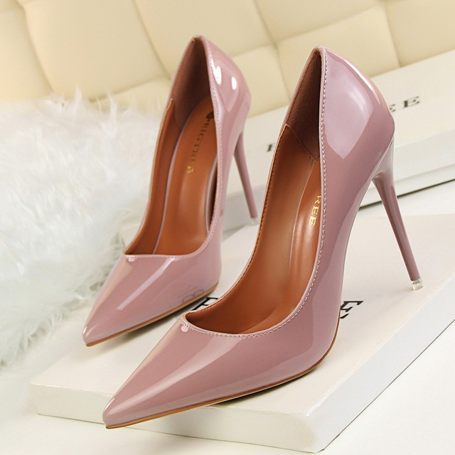 d9fbf0ba5a3d Home   Bigtree Shoes Woman High Heels Pumps Red High Heels 12CM Women Shoes  High Heels Wedding Shoes Pumps Black Nude Shoes Heels. Previous. Next