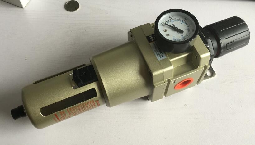 AW5000-06 Gas source processor automatic drainage single pieces of air filter minus pressure regulating valve japan smc original genuine source of gas source processor ad402 04 end of the automatic drain water separator